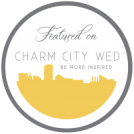 charm city wed logo