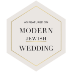 modern jewish wedd badge _As-Featured-On