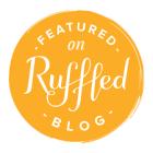 ruffled badge 1