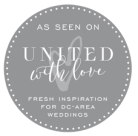 united with love badge